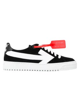 Off-white - Black And White Arrow Sneakers - Women