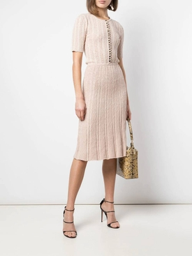 Cassidie knitted dress