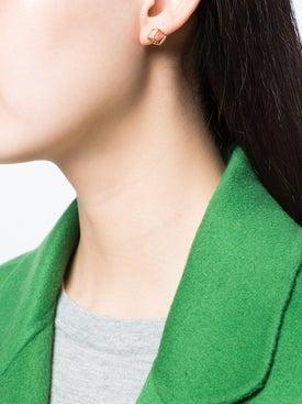 Shihara - 3d Square Earring - Women