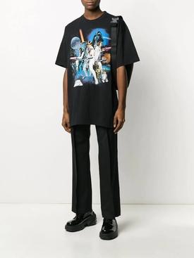 VETEMENTS X STAR WARS graphic print t-shirt