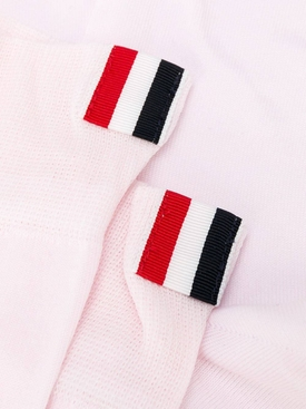 4-bar cotton socks LIGHT PINK