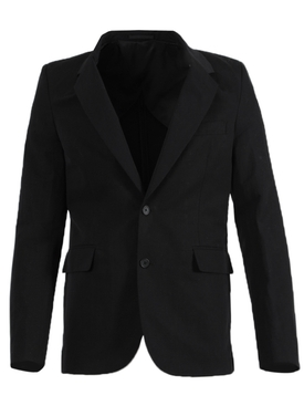 Tailored Slater Blazer Jacket Black