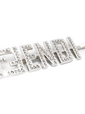 FF embellished hair clip