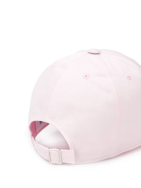 Classic embroidered baseball cap LIGHT PINK