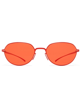 Maison Margiela x Mykita Baywatch red sunglasses