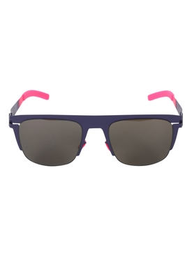 Navy and Pink Total Sunglasses