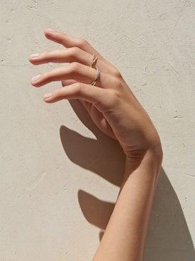 Charlotte Chesnais - Elipse Ring - Fine Rings