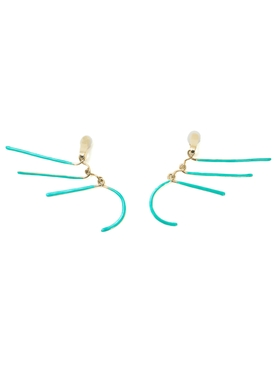 vera earrings x aurelie bidermann