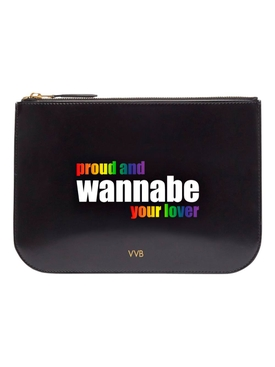Proud and wannabe your lover pouch