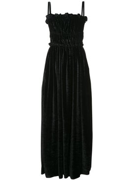 Alexachung - Spaghetti Strap Maxi Dress - Women