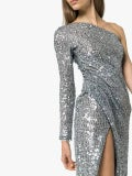 Galvan - Mamounia One Shoulder Dress - Women
