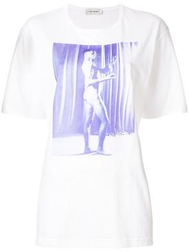 Carl Van Vechten print short-sleeve T-shirt