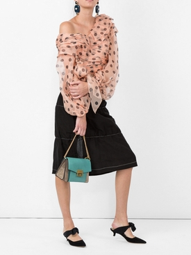 flared style skirt