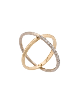 Elipse ring GOLD
