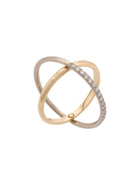Charlotte Chesnais - Elipse Ring Gold - Women