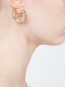 Charlotte Chesnais - Ricoche Medium Earrings - Women