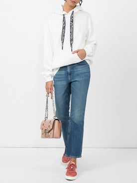 Alexanderwang.t - Classic Cropped Denim Jeans - Women