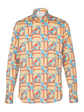 exclusive printed shirt