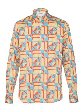 La Doublej - Exclusive Printed Shirt - Men