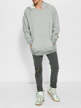 Maison Margiela - Dollar Print Future Hi-top Sneakers - Men