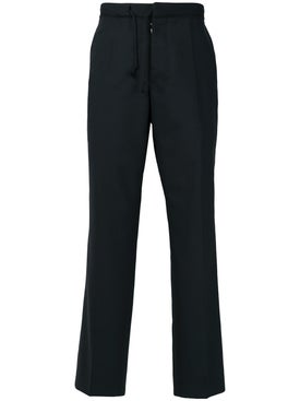 Maison Margiela - Drawstring Tailored Trousers - Men