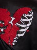 Amiri - Lovers Silk Baseball Jacket - Men