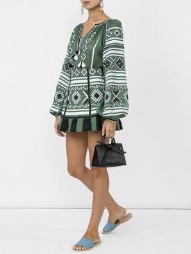 Vita Kin - Croatia Embroidered Skirt - Women