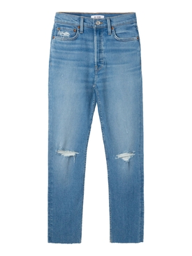 90's High-rise Denim Jean