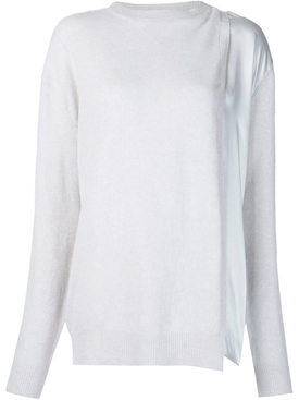 Invidia jumper WHITE