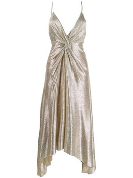 Galvan - Metallic Supernova Dress - Women