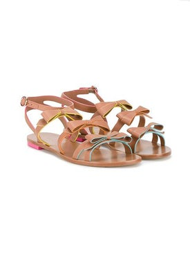 Sophia Webster - Samara Flat Sandals - Women