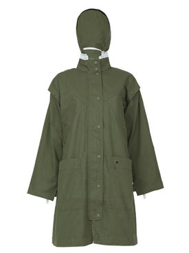 Proenza Schouler - Washed Military Hooded Coat - Women