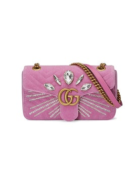 Gucci - Gg Marmont Small Shoulder Bag - Women