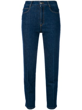 Stella Mccartney - High-waisted Slim Jeans - Women
