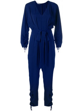 Stella Mccartney - Plunge Neck Jumpsuit - Women