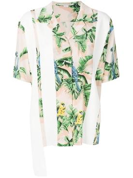 reid paradise printed t-shirt