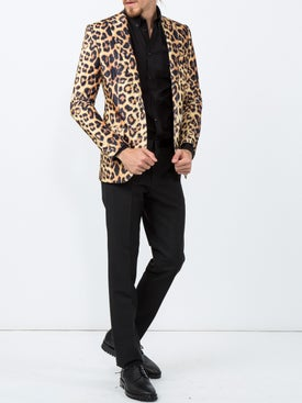 Sss World Corp - Babou Velvet Jacket - Men