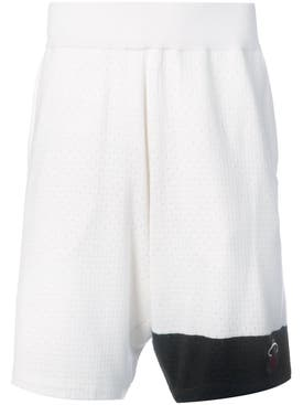 The Elder Statesman - Nba Mesh Shorts Miami Heat - Men
