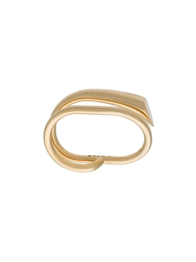 Yeo ring Gold