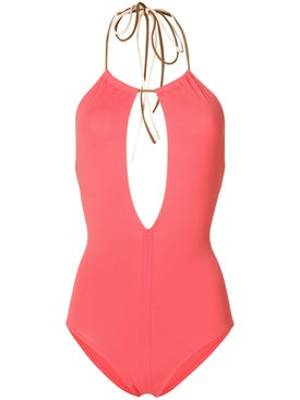 Eres - Halter Neck Swimsuit - Women