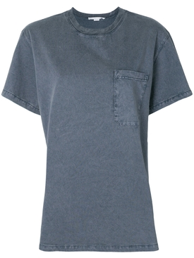 casual pocket T-shirt GREY