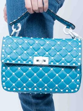 Valentino - Valentino Garavani Rockstud Spike Crossbody Bag - Women