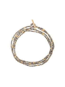 M. Cohen - Beaded Wrap Bracelet - Men