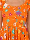 Lhd - Coconut Grove Dress Orange - Women