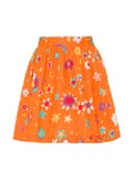 Lhd - Raleigh Printed Mini Skirt - Women