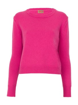 Lhd - North Shore Cashmere Sweater Pink - Women