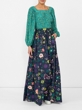 Delano long skirt