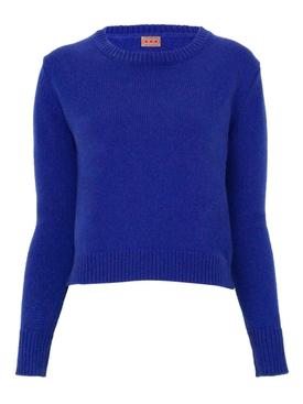 North Shore cashmere sweater PURPLE