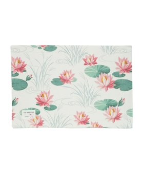 Wallpaper print placemat set