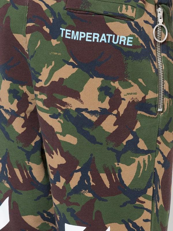 3a782b25 Off-white - Camouflage Print Diagonal Sweatpants - Men